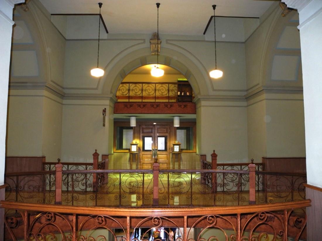courthouse interior