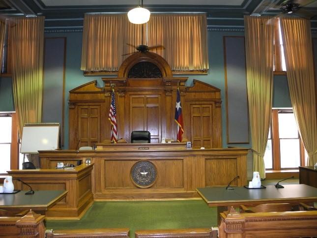 courthouse lighting