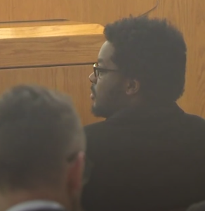 Johnson at trial